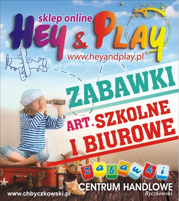 Hey and Play